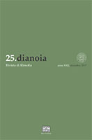 dianoia n. 25 2017